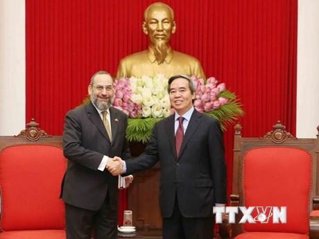 Hoa Kỳ luôn là một trong những đối tác hàng đầu của Việt Nam | Chính trị | Vietnam+ (VietnamPlus)