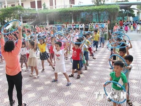Rà soát cơ chế chính sách về giáo dục mầm non để chỉnh sửa kịp thời   Giáo dục   Vietnam+ (VietnamPlus)