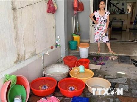 Khẩn trương ''''giải khát'''' cho người dân Đà Nẵng trong mùa khô