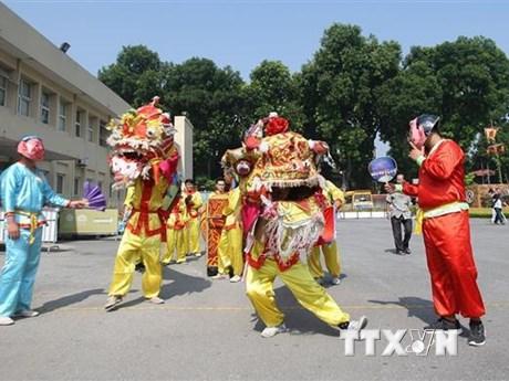 Ký ức Trung thu xưa giữa Hoàng thành Thăng Long   Văn hóa   Vietnam+ (VietnamPlus)