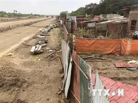Xử nghiêm tình trạng lấn chiếm đất quốc phòng thuộc Sư đoàn 371 | Pháp luật | Vietnam+ (VietnamPlus)
