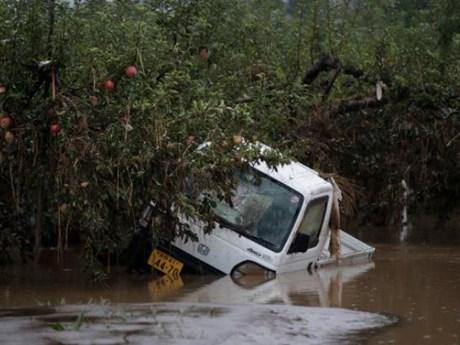 Nhật Bản: Ngập lụt hoành hành tại đảo Honshu sau siêu bão Hagibis
