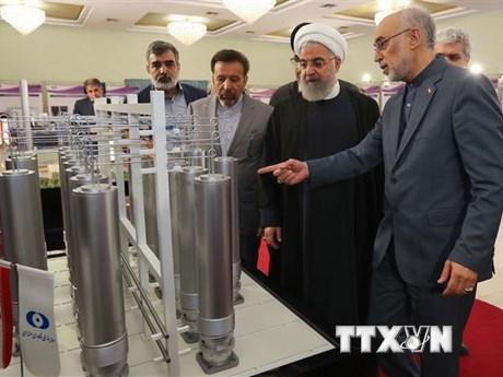Iran chỉ trích các nước 'thụ động' trong thực hiện thỏa thuận hạt nhân | Trung Đông | Vietnam+ (VietnamPlus)