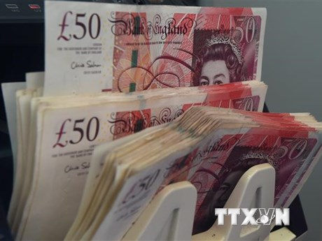 Moody's chính thức hạ xếp hạng tín nhiệm nợ của nước Anh   Kinh doanh   Vietnam+ (VietnamPlus)