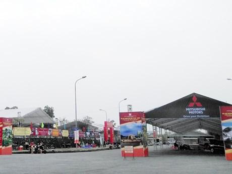 Khai mạc Hội chợ Thương mại quốc tế Việt-Trung lần thứ 19