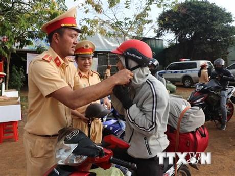 Phó Thủ tướng Trương Hòa Bình gửi Thông điệp về an toàn giao thông | Giao thông | Vietnam+ (VietnamPlus)
