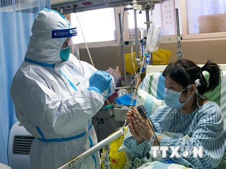 Việt Nam sẵn sàng cùng Trung Quốc đấu tranh chống lại dịch bệnh | Chính trị | Vietnam+ (VietnamPlus)