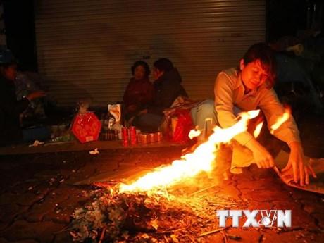 Đêm 4/2, nhiều khu vực trong cả nước có mưa, Hà Nội trời rét đậm