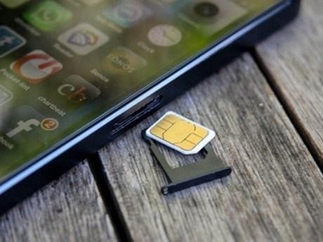 Ba mạng viễn thông dừng phát hành sim điện thoại mới từ 1/6