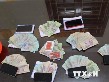 Điện Biên: Kỷ luật bốn cán bộ, công chức xã vì đánh bạc