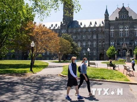 Sinh viên quốc tế đóng góp thế nào cho nền kinh tế Mỹ? | Kinh doanh | Vietnam+ (VietnamPlus)