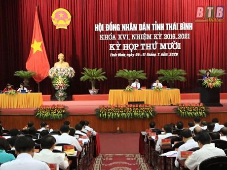 Tỉnh Thái Bình làm rõ vấn đề đấu giá đất và xét xử Đường ''Nhuệ''
