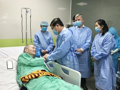 Báo Mỹ: Điều trị BN91 là biểu tượng chống dịch thành công của Việt Nam | Truyền thông | Vietnam+ (VietnamPlus)