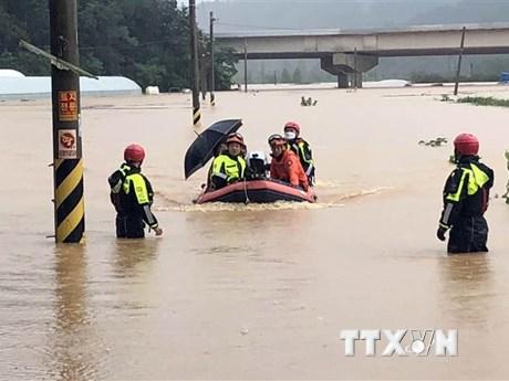Hàn Quốc đưa thêm 11 khu vực vào danh sách vùng thảm họa đặc biệt - kết quả xổ số đồng nai