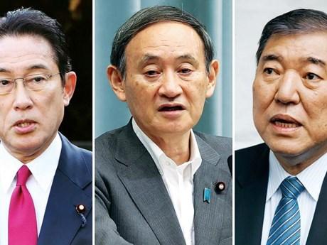 Nhật Bản: Cuộc đua vào chiếc ghế Chủ tịch LDP chính thức bắt đầu