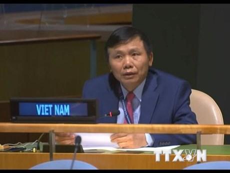 Việt Nam ủng hộ cải tổ HĐBA theo hướng mở rộng số thành viên