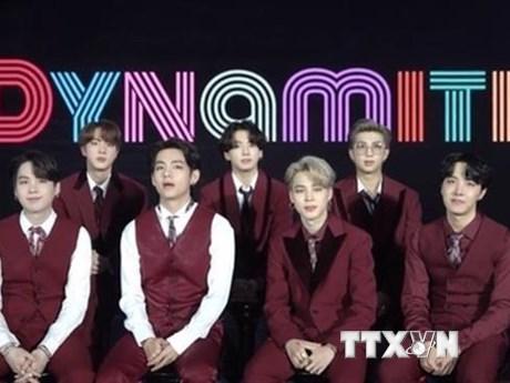 Nhóm nhạc Hàn Quốc BTS tung ra album mới ''BE''