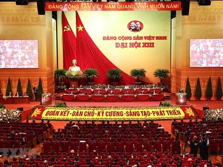Báo Nga: Đại hội XIII của Đảng xác định tương lai của Việt Nam