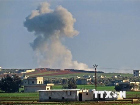 Ông Lavrov: Mỹ chỉ báo cho Nga vài phút trước khi không kích Syria - vietlott 645