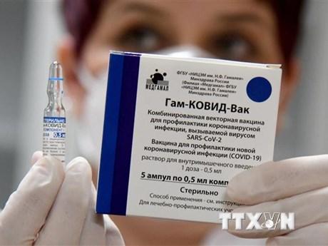 Sputnik V là vắcxin ngừa COVID-19 phổ biến thứ hai trên thế giới