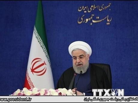 Iran xoa dịu quan ngại của phương Tây về chương trình hạt nhân