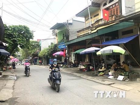 Thành phố Yên Bái thực hiện giãn cách xã hội nơi công cộng