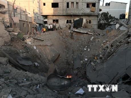 Mỹ và các nước Arab tiến hành thảo luận về tình hình Trung Đông