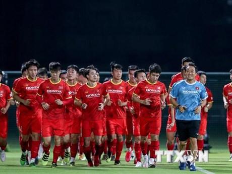 Những điều chỉnh trong kế hoạch về nước của đội tuyển Việt Nam
