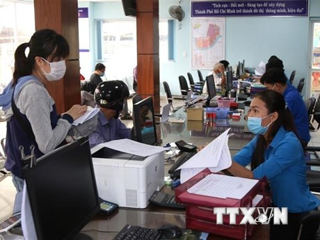 TPHCM thay đổi phương thức làm việc, tuân thủ giãn cách xã hội