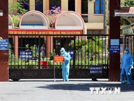 Thành phố Vinh thực hiện cách ly xã hội theo Chỉ thị 16 từ ngày 19/6