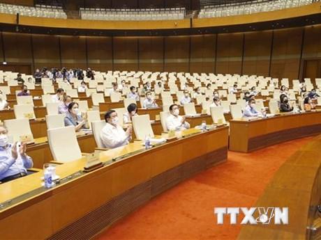Họp Quốc hội: Sẵn sàng phương án phòng, chống dịch COVID-19
