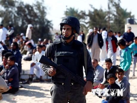 Tòa án Ai Cập kết án tử hình 21 phần tử có liên hệ với tổ chức IS