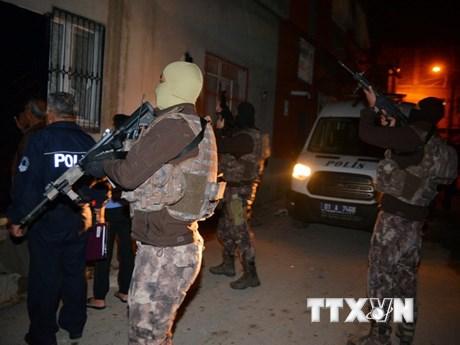 Thổ Nhĩ Kỳ bắt thêm 12 đối tượng liên quan đến tổ chức IS