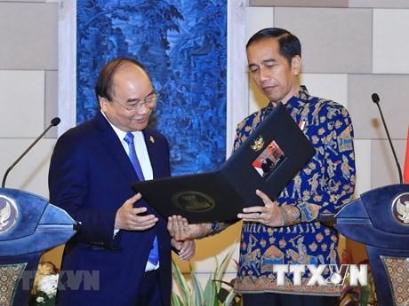 Chuyến thăm Indonesia của Thủ tướng đạt nhiều kết quả thực chất