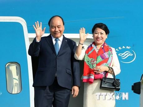 Thủ tướng kết thúc dự Hội nghị ASEM 12, thăm làm việc tại EU và Bỉ