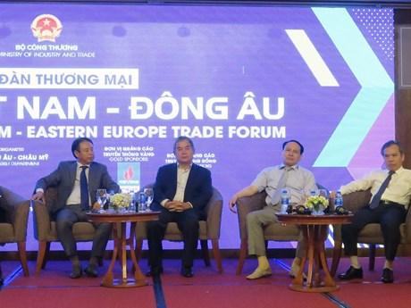 Nhiều dư địa xuất khẩu hàng hóa sang thị trường Đông Âu | Kinh doanh | Vietnam+ (VietnamPlus)