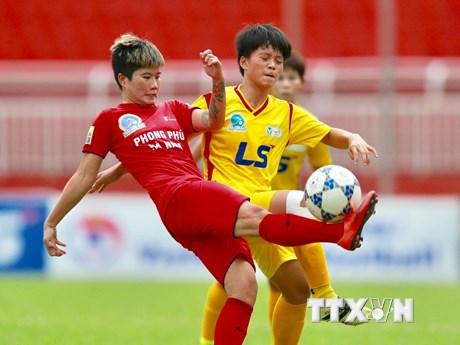 Tạo sân chơi mới, tăng cơ hội cọ xát cho các cầu thủ nữ Việt Nam | Bóng đá | Vietnam+ (VietnamPlus)