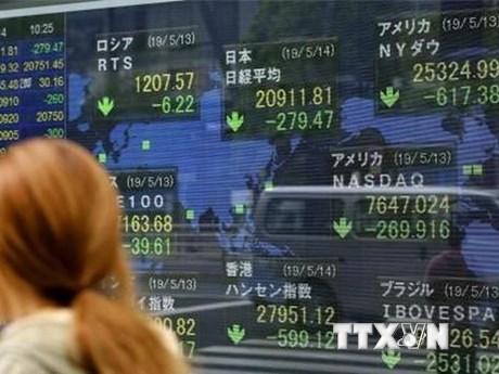 Hầu hết các thị trường chứng khoán châu Á đều tăng điểm | Chứng khoán | Vietnam+ (VietnamPlus)