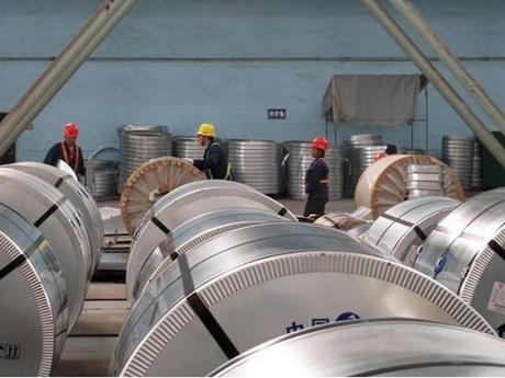 Trung Quốc áp thuế chống bán phá giá sản phẩm thép không gỉ nhập khẩu | Kinh tế | Vietnam+ (VietnamPlus)