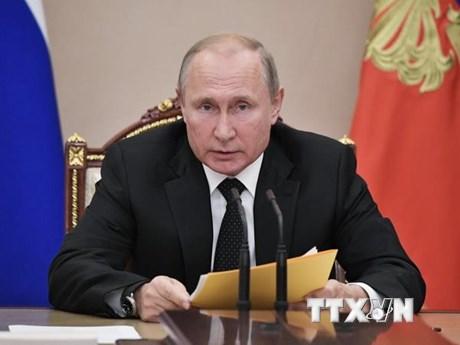 Nga kêu gọi mở cuộc điều tra vụ tấn công cơ sở dầu mỏ ở Saudi Arabia