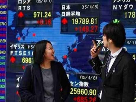 Chứng khoán tăng điểm trước tín hiệu khả quan về đàm phán Mỹ-Trung   Chứng khoán   Vietnam+ (VietnamPlus)
