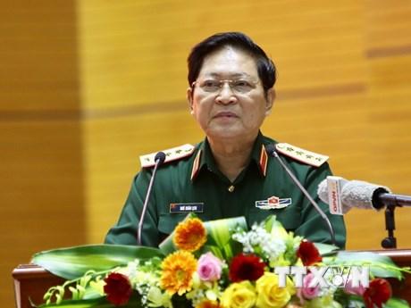 Đẩy mạnh hợp tác kỹ thuật quân sự giữa Việt Nam và Liên bang Nga | Chính trị | Vietnam+ (VietnamPlus)