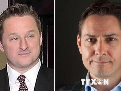 Trung Quốc phản đối tuyên bố của Ottawa về 2 công dân Canada bị bắt | Châu Á-TBD | Vietnam+ (VietnamPlus) - kết quả xổ số đồng tháp