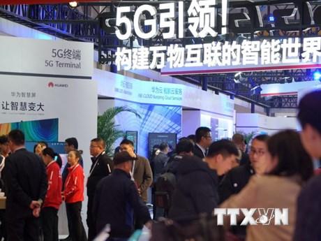 Huawei đang thu hẹp khoảng cách với Samsung về điện thoại thông minh | Công nghệ | Vietnam+ (VietnamPlus)