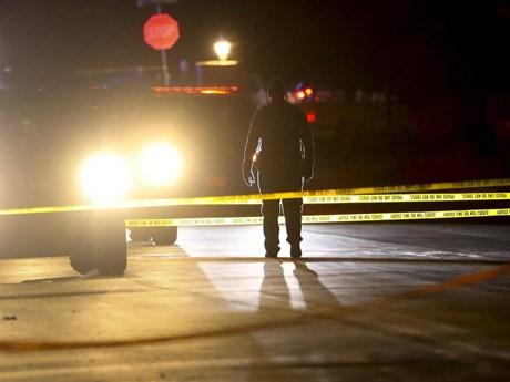 Mỹ bắt giữ thủ phạm vụ xả súng ở bang Utah, khiến 4 người thiệt mạng | Châu Mỹ | Vietnam+ (VietnamPlus)