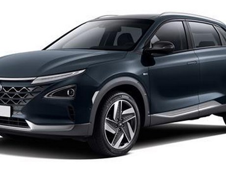 Hyundai sẽ sản xuất ôtô điện sử dụng pin nhiên liệu hydro ở Trung Quốc