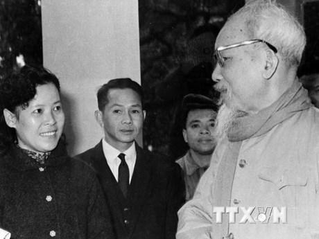Hồ Chí Minh - người sáng lập, nhà báo vĩ đại của báo chí Cách mạng VN | Truyền thông | Vietnam+ (VietnamPlus)