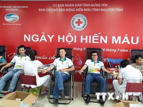 Hành trình Đỏ 2020 đã tiếp nhận được gần 10.000 đơn vị máu