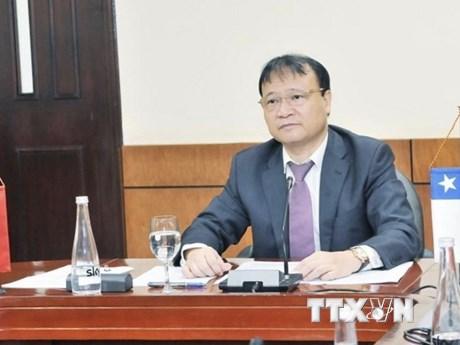 Xác lập vị thế của Việt Nam trong chuỗi cung ứng toàn cầu