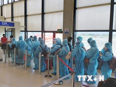 Phối hợp đưa gần 280 công dân Việt Nam từ châu Âu về nước